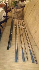 10ft 2.5tc x3 rods and more