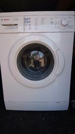 Bosch washer 6kg 1200 spin, very good condition