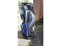 Powakaddy golf trolley bag (used)