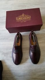 Mens Italian Moccasin Shoes