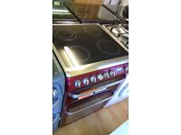 Hotpoint electric cooker new ex display