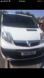 Vauxhall vivaro cdti