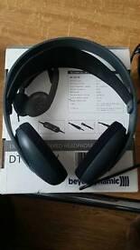 Beyerdynamics headphones