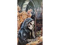 Alchemy jigsaw in frame 20x28in