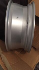 "1 X Genuine Original Volkswagen VW Golf Mk7 16"" Alloy Wheel"