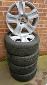 """Genuine Ford 16"""" alloys taken off from Mondeo MKIII"""