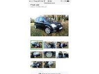 Vauxhall Meriva 1.4 Petrol **stunning blue**