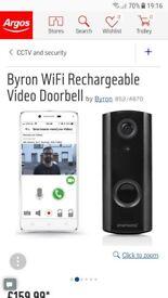 Byron video doorbell