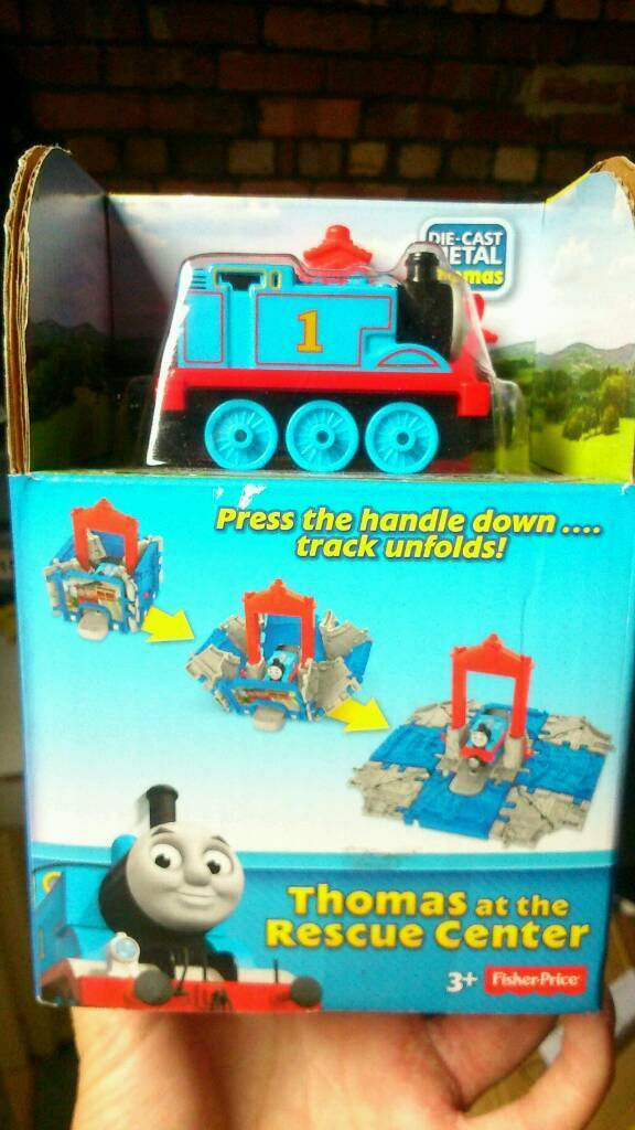 Mini Thomas and Tracks Brand Newin Leek, StaffordshireGumtree - Toy as shown and described on boxBrand New in Box
