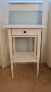 2 Ikea Hemnes Side Tables
