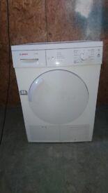 Bosch WTE84103GB Classixx Condenser Dryer