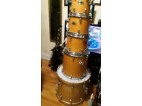 Mapex V Series******drum kit***full set******