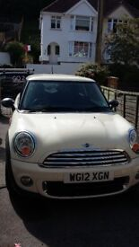 mini one diesel 2012. only 22,200 miles. zero tax 'pepper pack'