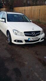 Mercedes 220 cdi sport estate good condition