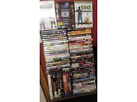 box dvds ted etc ex titles