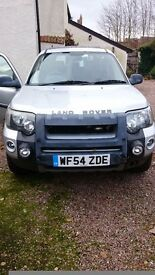 Landrover discovery service history new MOT only selling as need automatic