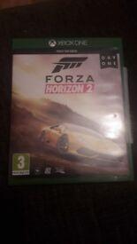 Forza horizon 2 xbox one game day one edition
