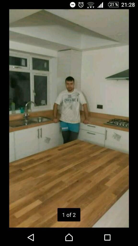 Painter,Tiler ,Bathroom and Kitchen Fitter