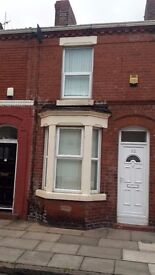 2 bedroom house to let in willer rd anfield £105.00 p.w