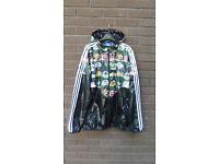 Adidas Originals Colorado HT Black Printed Jacket, Like New, Size XL, Sought after!