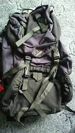 Eurohike trilogy backpack and extras