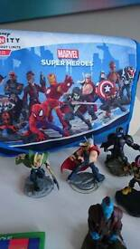 Disney Infinity Marvel Super Heroes xbox one