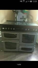 Leisure range cooker