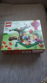 Lego Seasonal Romantic Valentine Picnic - 40236