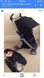 Quinny xtra 2 pram:pushchair with all accessories
