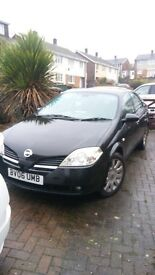 Nissan Primera for repair (great condition)