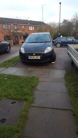 Fiat grande punto 1.2 petrol new Gbox and new clutch