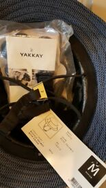 LADIES YAKKAY CYCLING HELMET