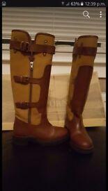 Kinpurnie boots