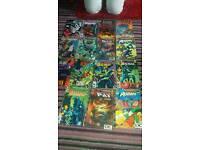 DC batman comics