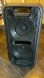 Sony GTK-XB7 Bluetooth Bass Speaker.