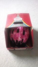 Girl's Bell Cycle Helmet