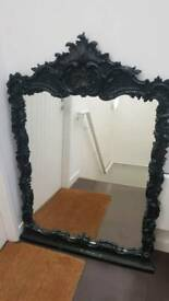 Fantastic lacquered Mirror!