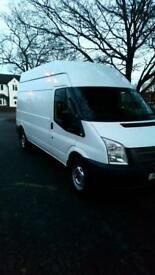 Ford transit T350 125bhp lwb high roof immaculate condition