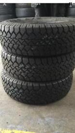 235 75 15 runway enduro a/t tyre