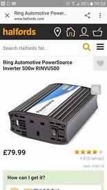 Powersource inverter.