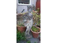 Stone garden ornements