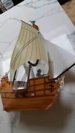 Pirate ship light shade