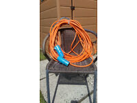 Electric Hook Up Caravan/Camping Cable