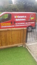 A* CARPET & UPOLSTERY CLEANING SERVICES