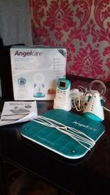Angel care AC401 movement & sound monitors. As new boxed with instructions.