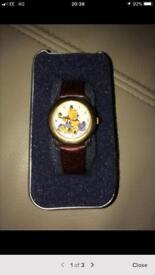 Disney's Winnie the Pooh watch for sale!