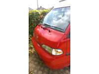 RED HYUNDAI H100 FOR SALE