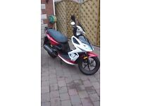 kymco 50cc (moped/scooter)