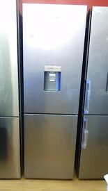 SAMSUNG silver Fridge Freezer slightly marked Ex display