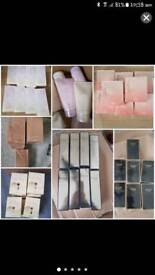 joblot 76 perfumes and lotion sets eve